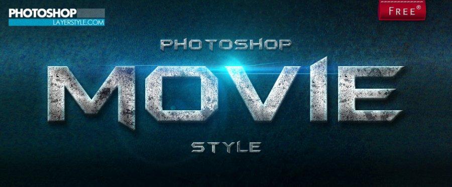 Free Styles: Movie Layer Style | Michael Kruiswijk