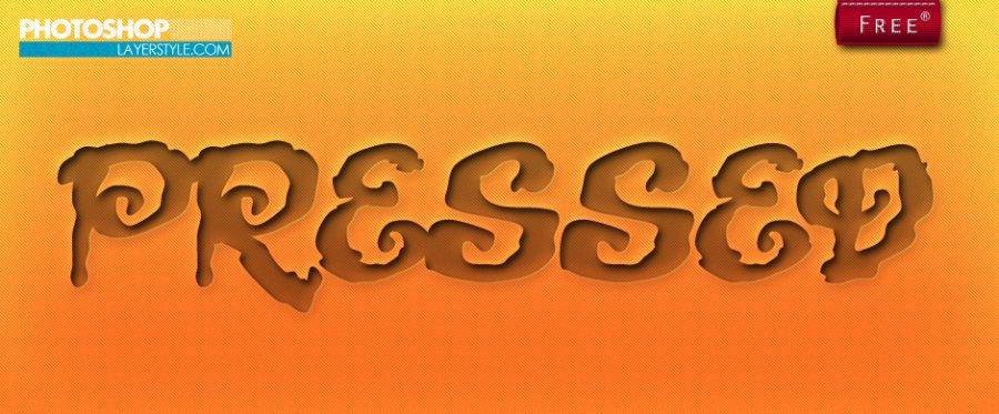Free Styles: Pressed Style | Michael Kruiswijk