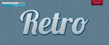 Free Retro Style 2