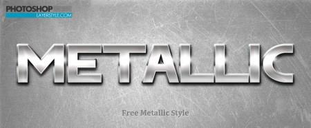 Free Metallic Style
