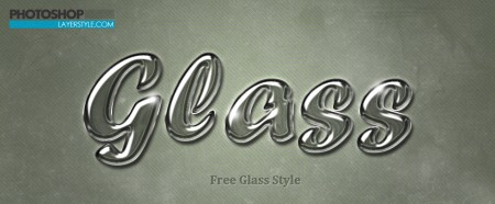 Free Glass Styles
