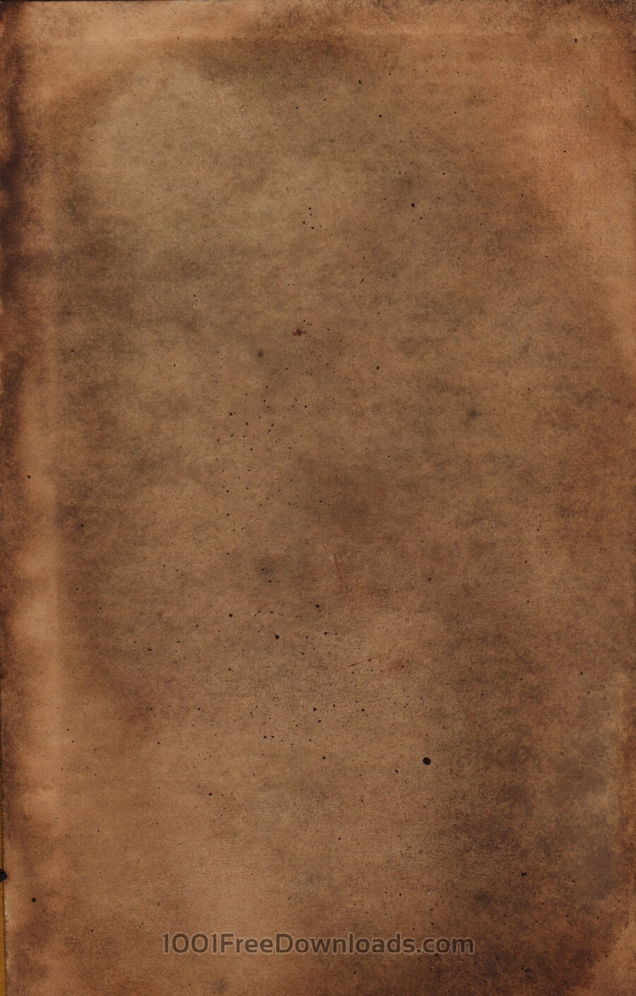 Free Textures: Coffee stained paper   Grunge