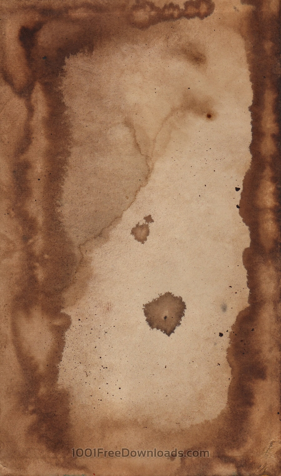 Free Textures: Coffee stained paper | Grunge