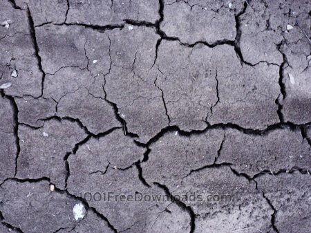 Free Cracked cement texture