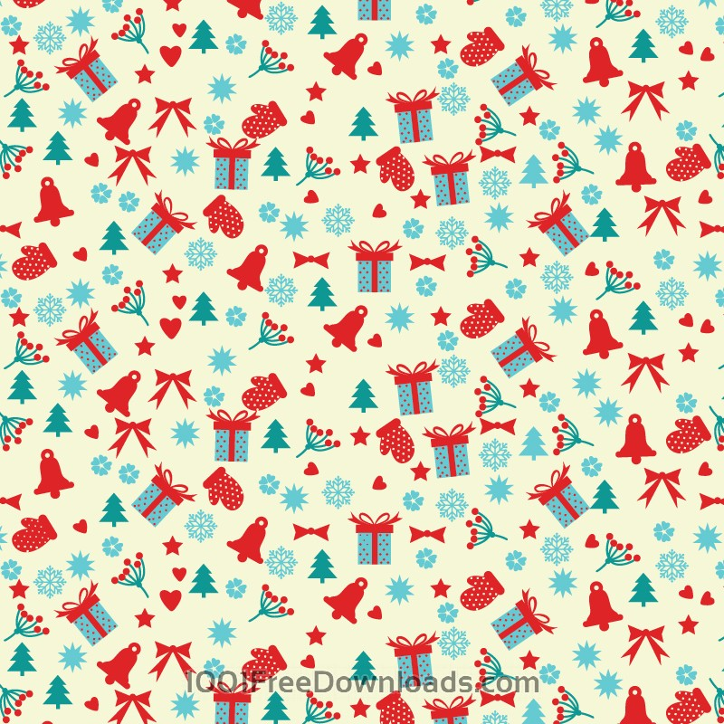 Christmas Pattern.Free Vectors Christmas Pattern Abstract