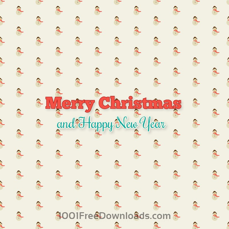 Free Vectors: Christmas pattern | Abstract