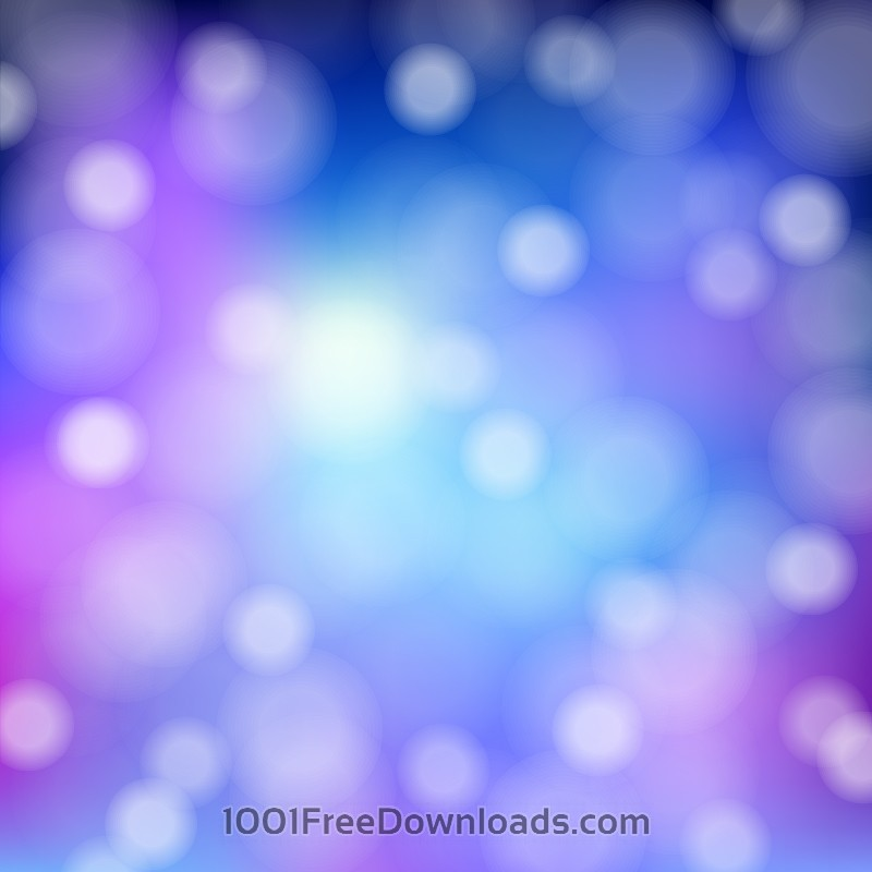 Free Vectors: Bokeh illustration | Abstract