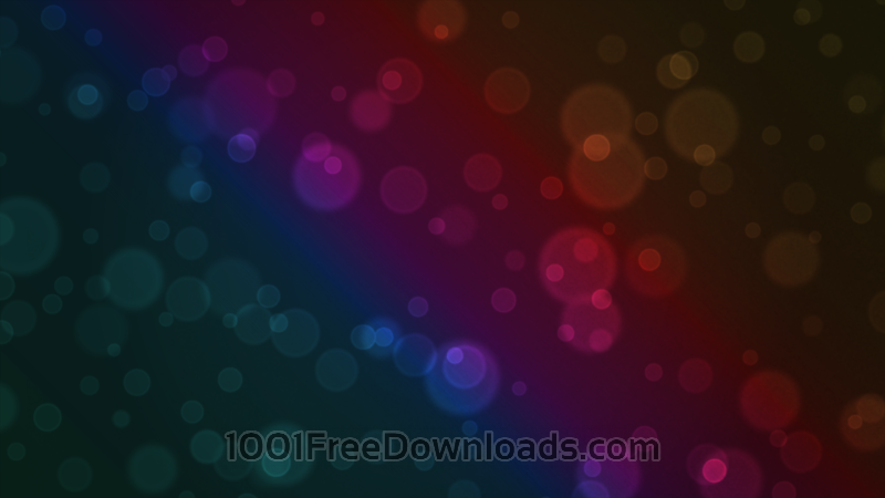 Free Vectors: Simple Bokeh | Abstract