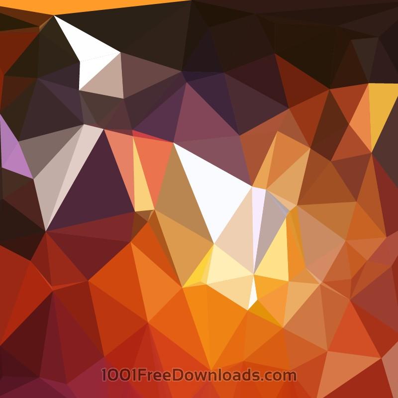 Free Vectors: Geometric illustration | Abstract