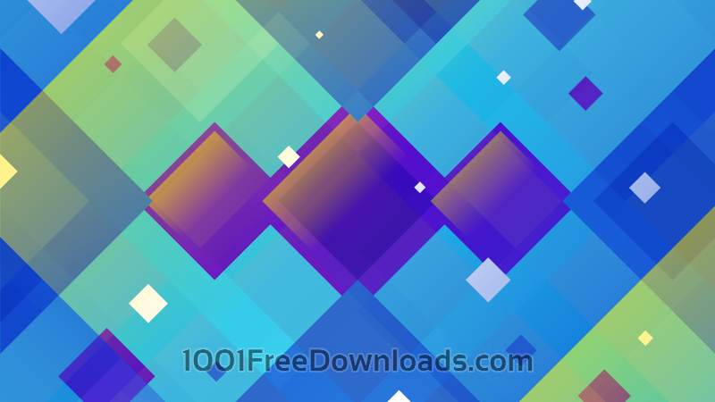 Free Vectors: Abstract Angled Squares | Abstract