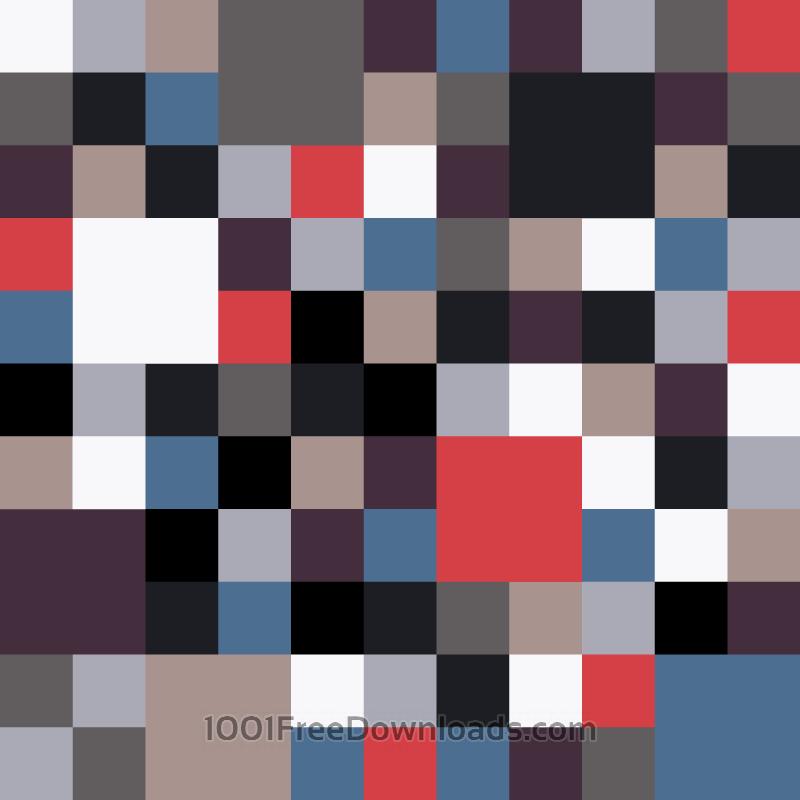 Free Pixels Pattern