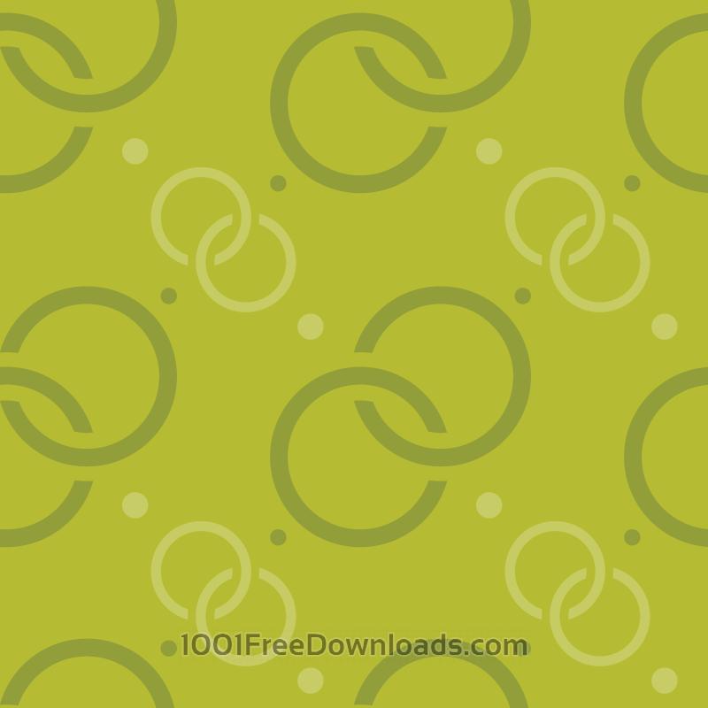 Free Olive Link Pattern