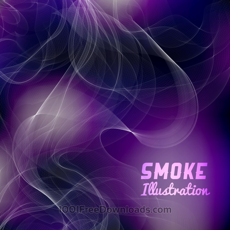 Free Smoke vector illustration