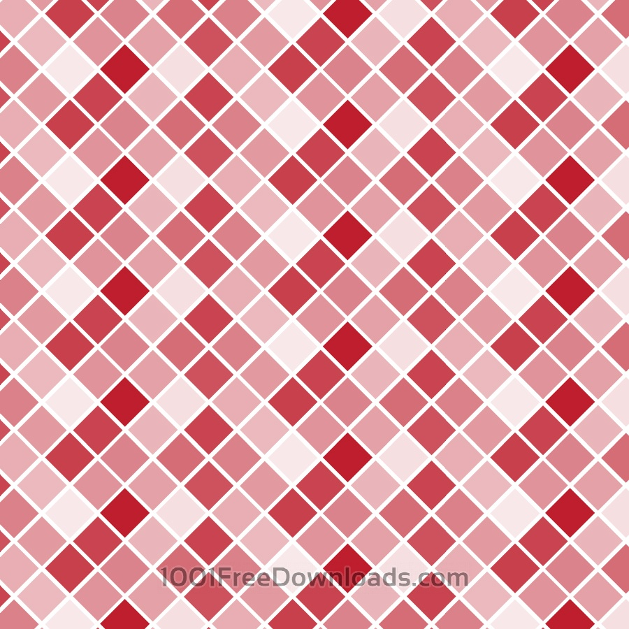 Free Squares Abstract Pattern