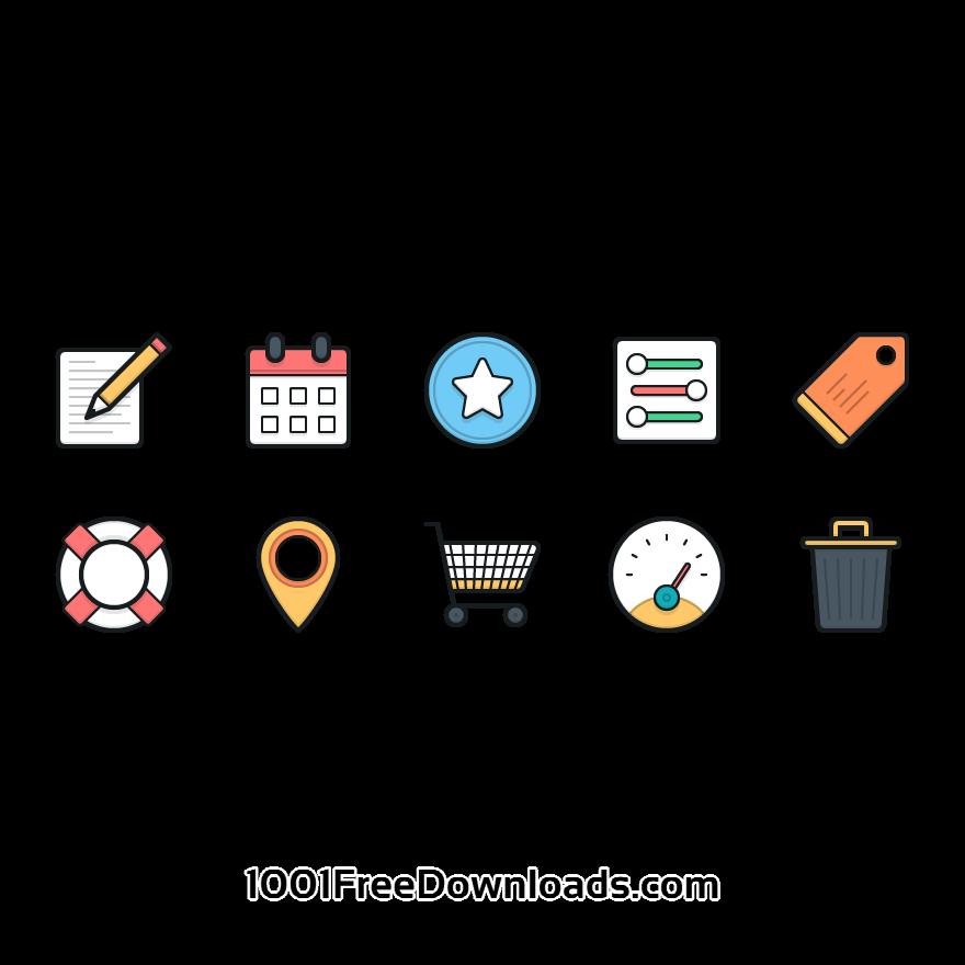 Free Lulu Icons - Mini Set 5