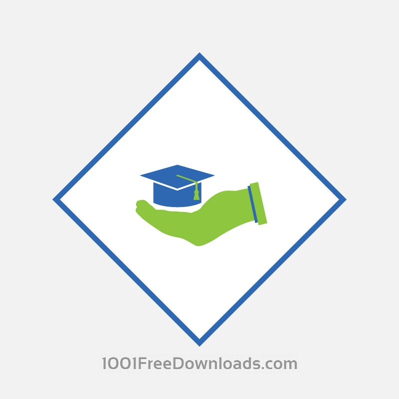 Free Vectors: Education Abstract Illustration | Abstract