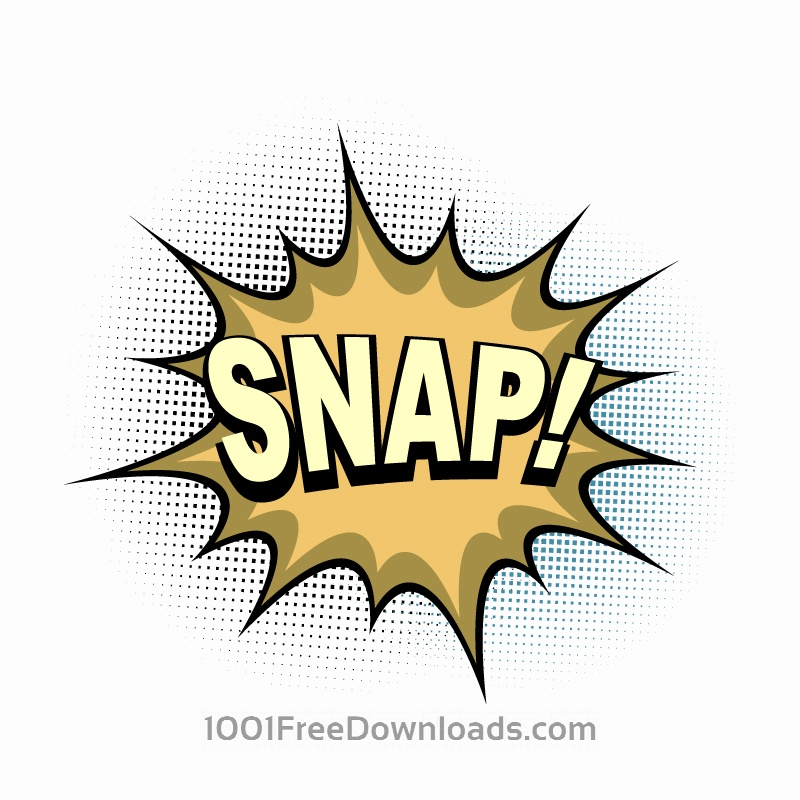 Free Comic Book Explosion, Snap