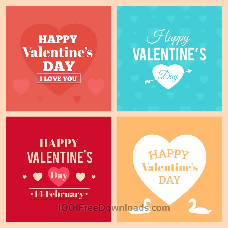 Free Happy Valentine's Day Cards