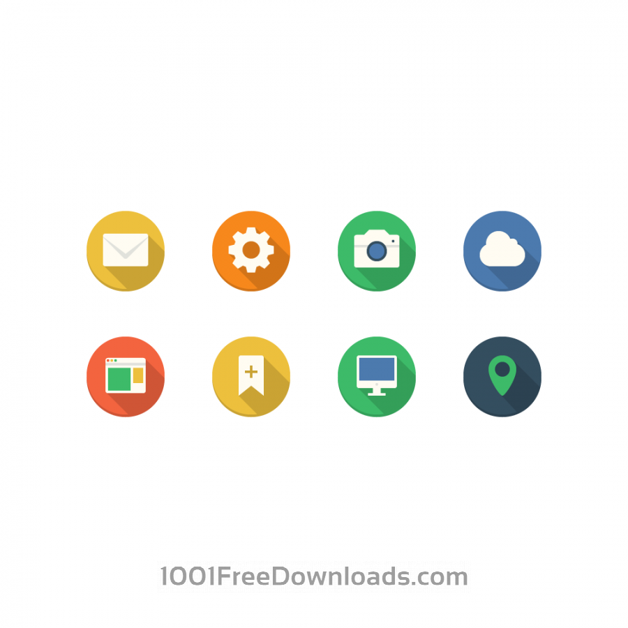 Free Filo Icons - Mini Set 2