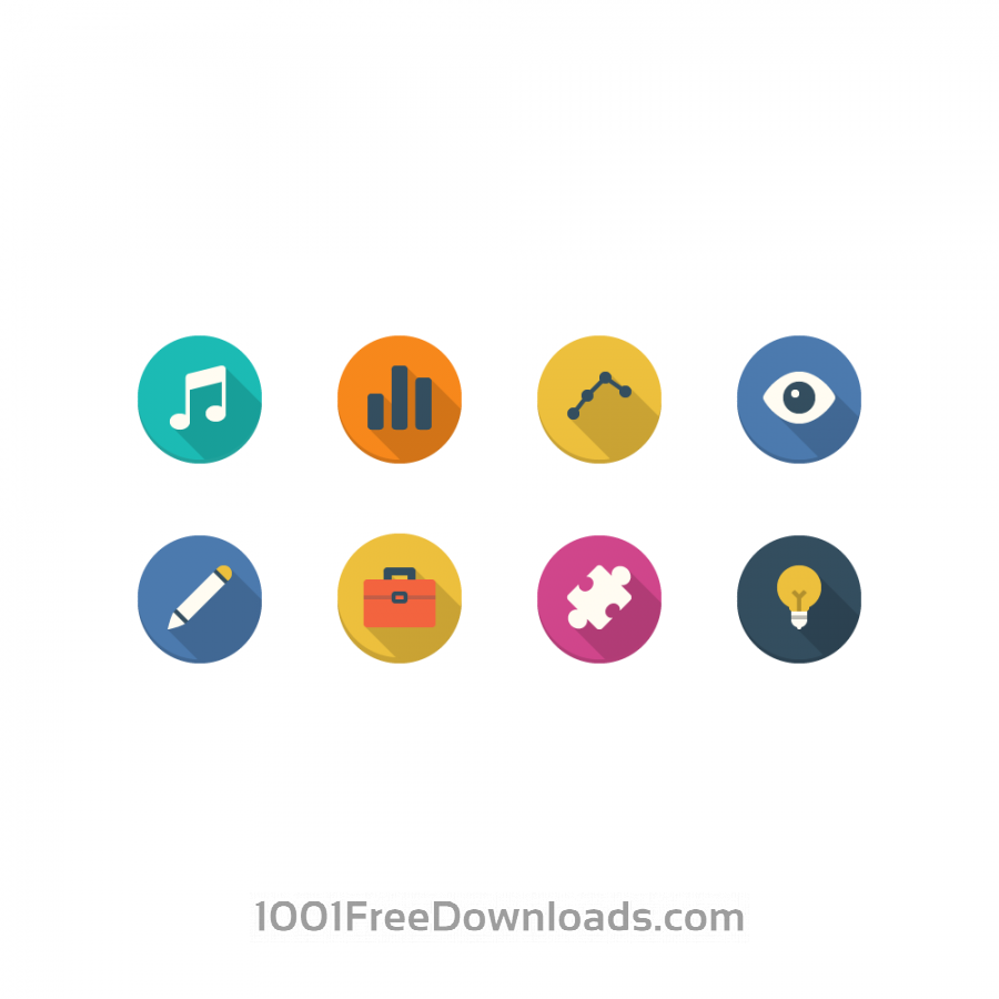 Free Filo Icons - Mini Set 5