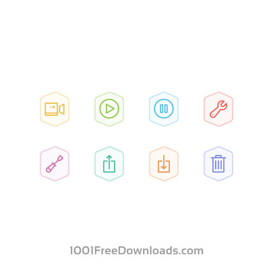 Free Vectors: Bertie Icons - Mini Set 7 | Icons