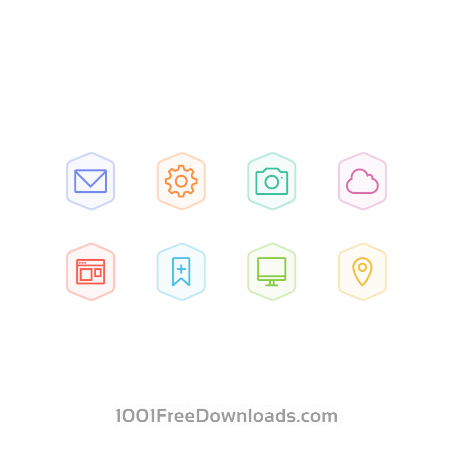 Free Vectors: Bertie Icons - Mini Set 2 | Icons