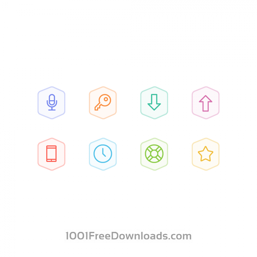 Free Vectors: Bertie Icons - Mini Set 4 | Icons