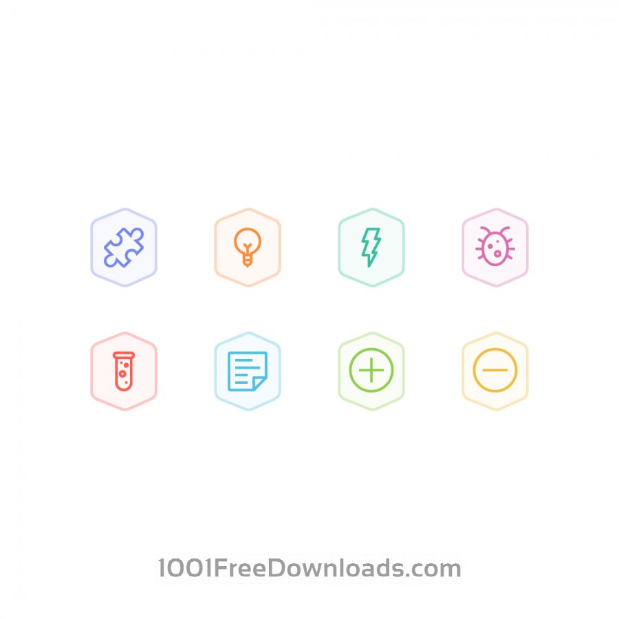 Free Vectors: Bertie Icons - Mini Set 6 | Icons
