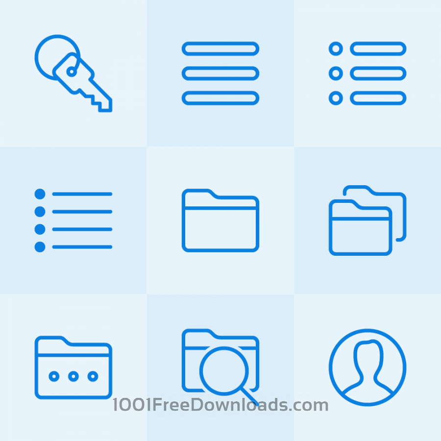 Free Lynny Icons - Mini Set 10