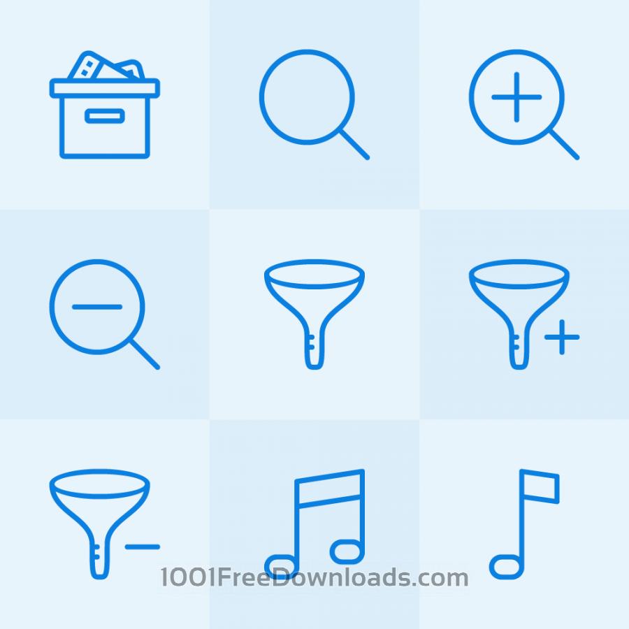 Free Lynny Icons - Mini Set 6