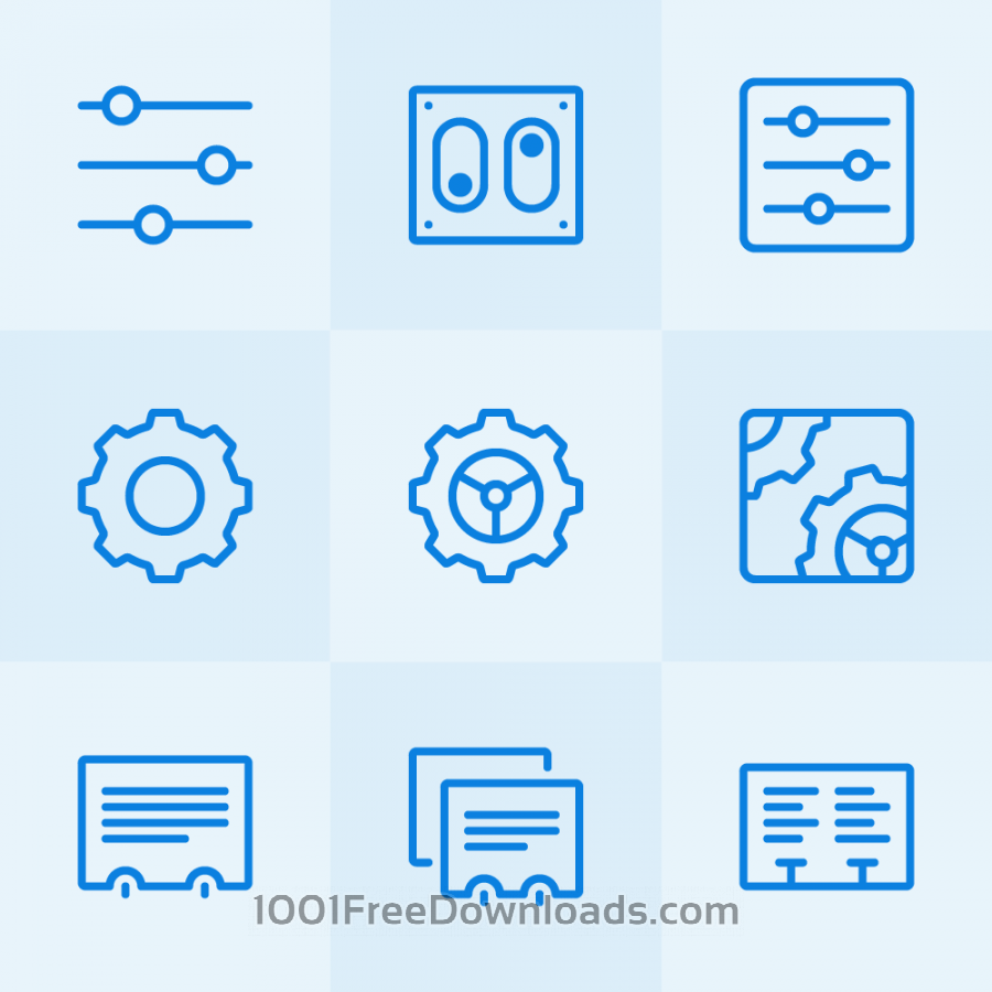 Free Lynny Icons - Mini Set 8