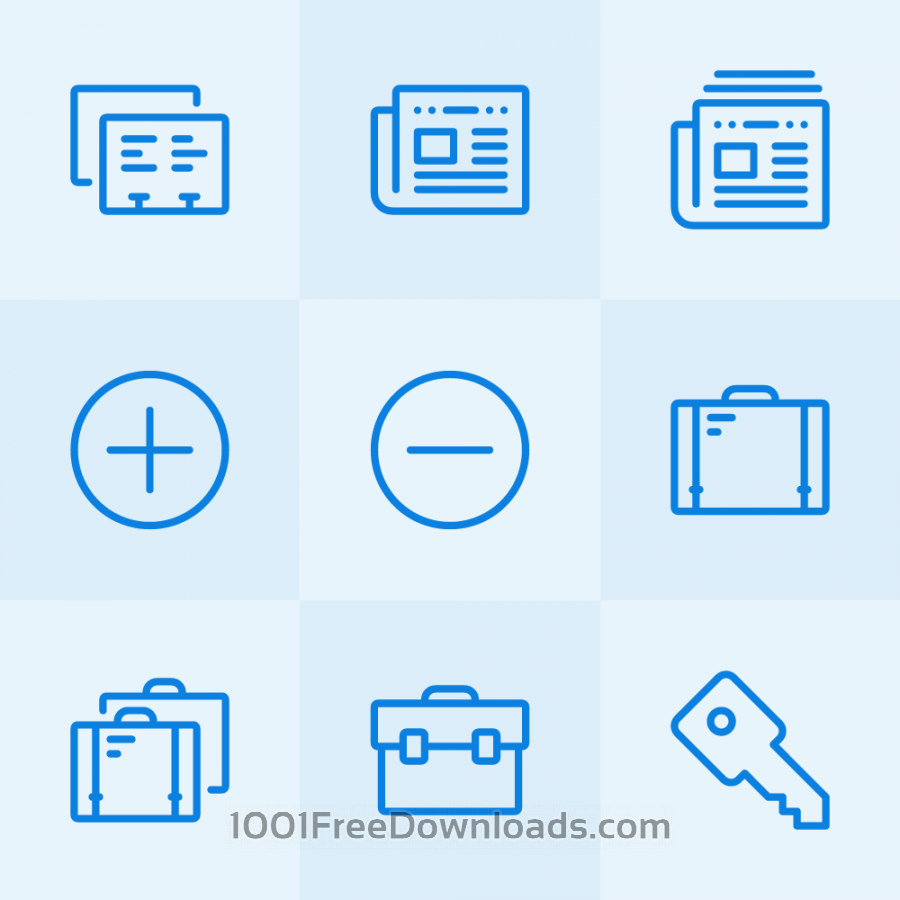 Free Lynny Icons - Mini Set 9