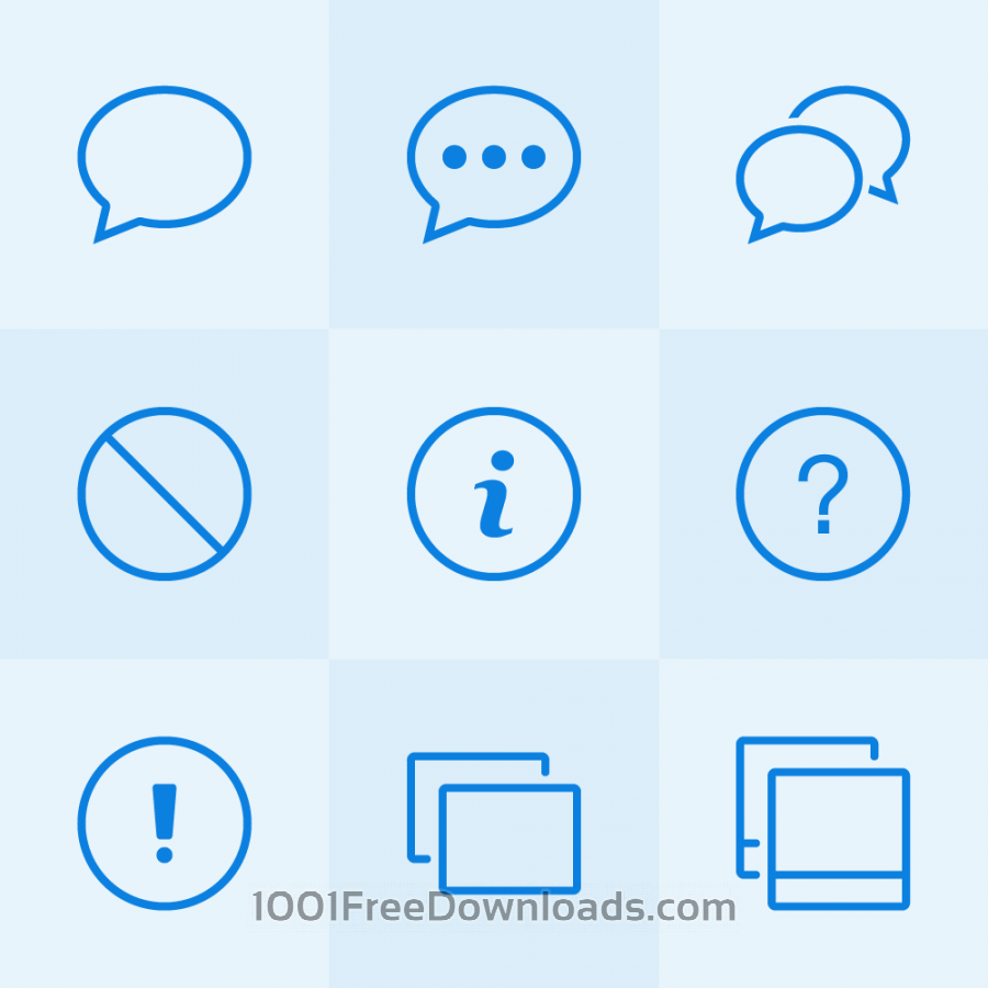 Free Lynny Icons - Mini Set 4