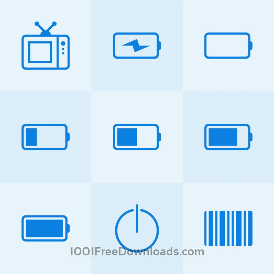 Free Lynny Icons - Mini Set 16