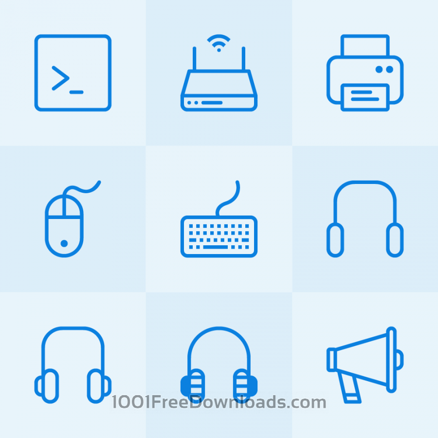 Free Vectors: Lynny Icons - Mini Set 18 | Icons