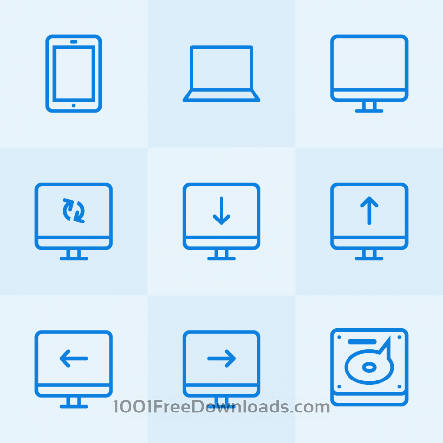 Free Lynny Icons - Mini Set 14
