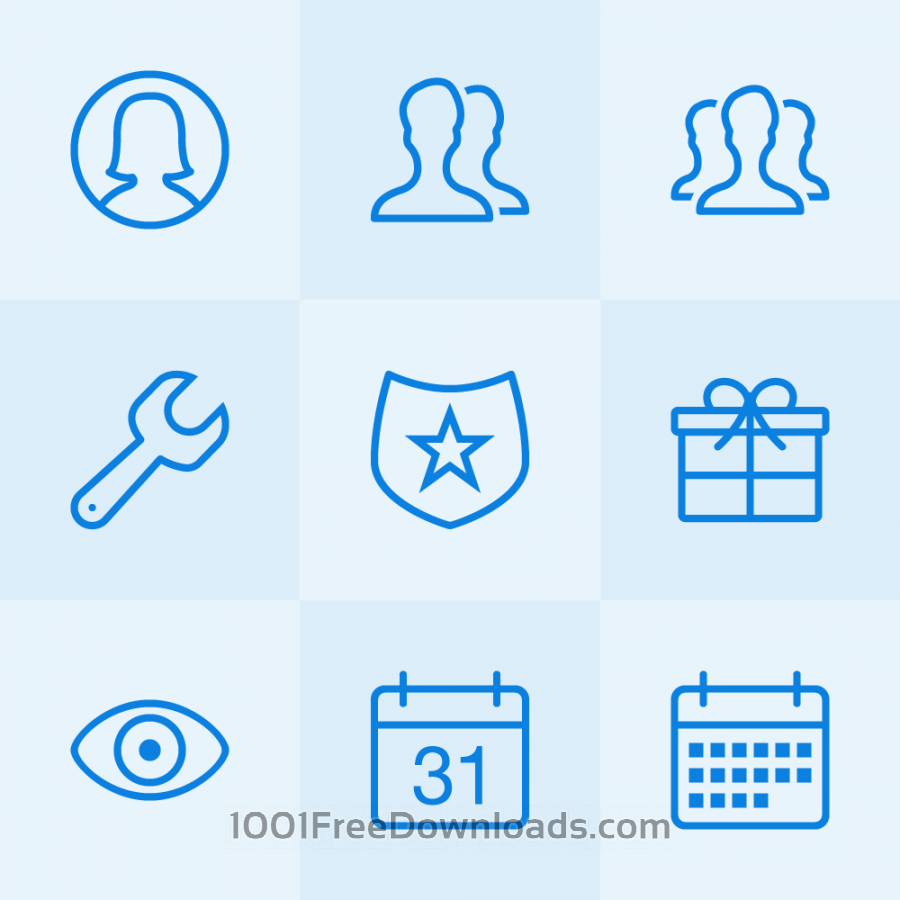 Free Lynny Icons - Mini Set 11