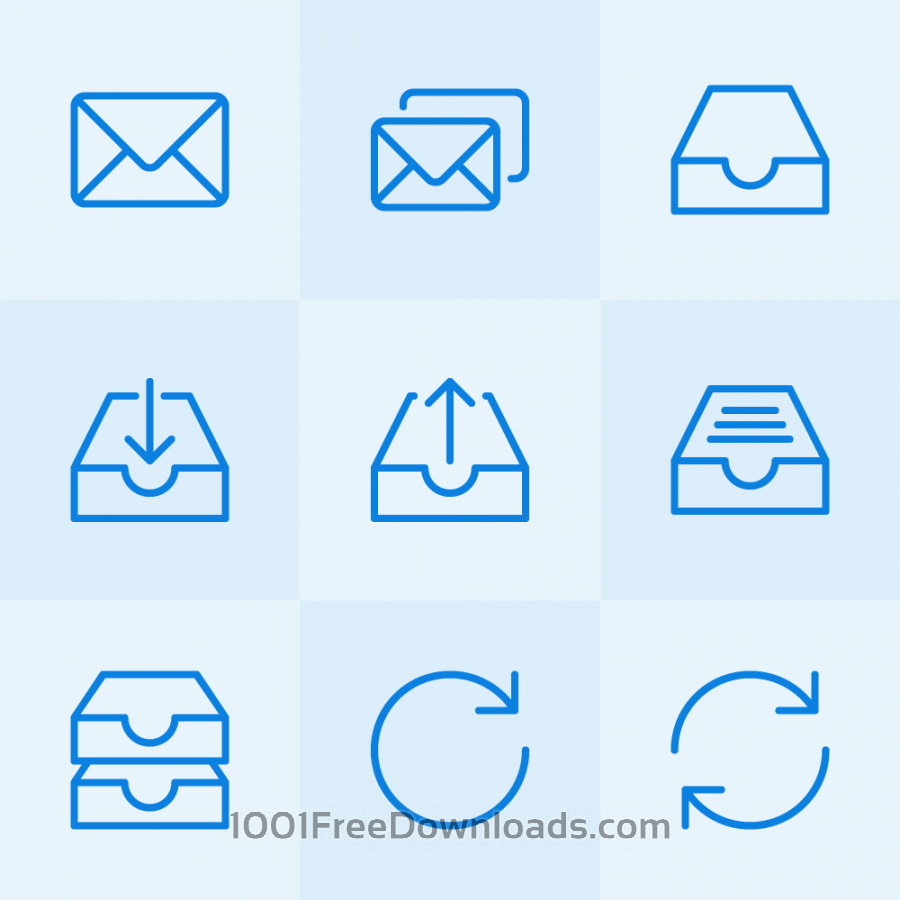 Free Vectors: Lynny Icons - Mini Set 26 | Icons