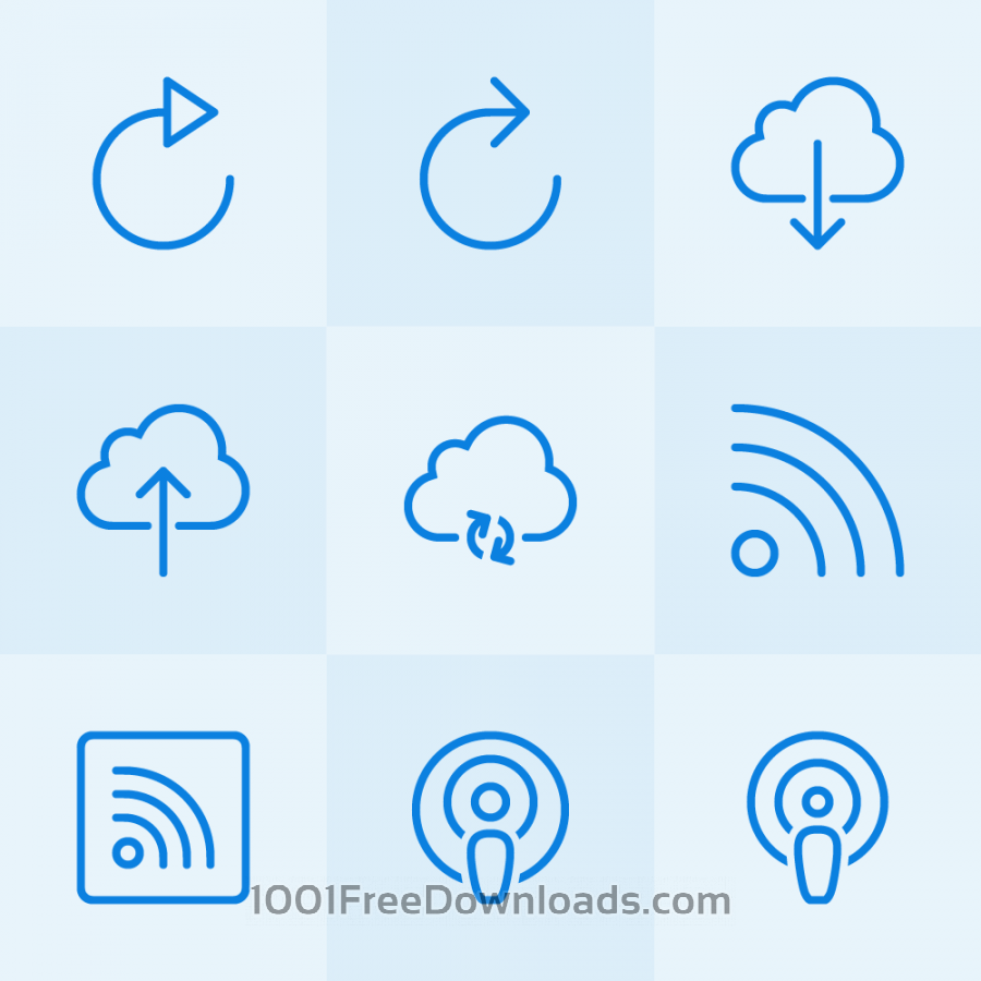 Free Vectors: Lynny Icons - Mini Set 27 | Icons