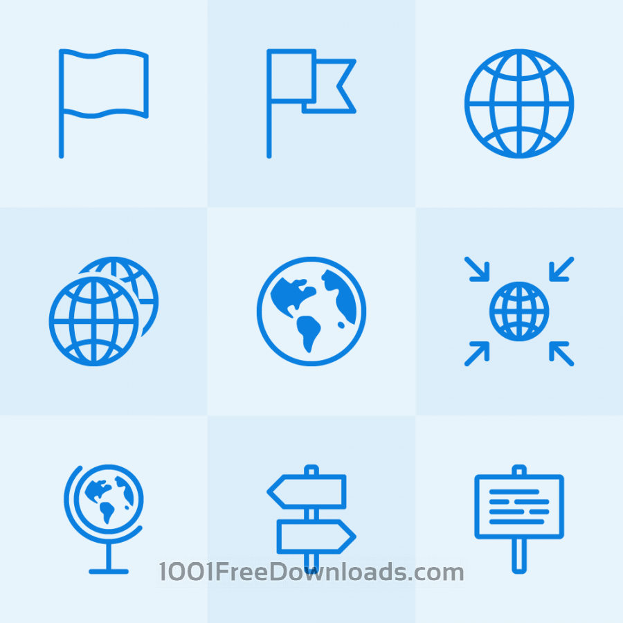 Free Vectors: Lynny Icons - Mini Set 33 | Icons