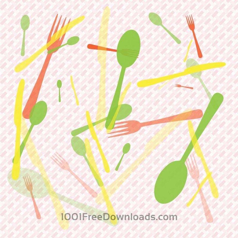 Free Food Abstract Background