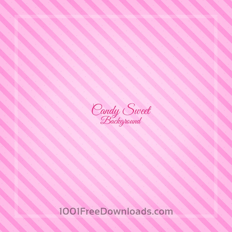 Free Candy Sweet Background