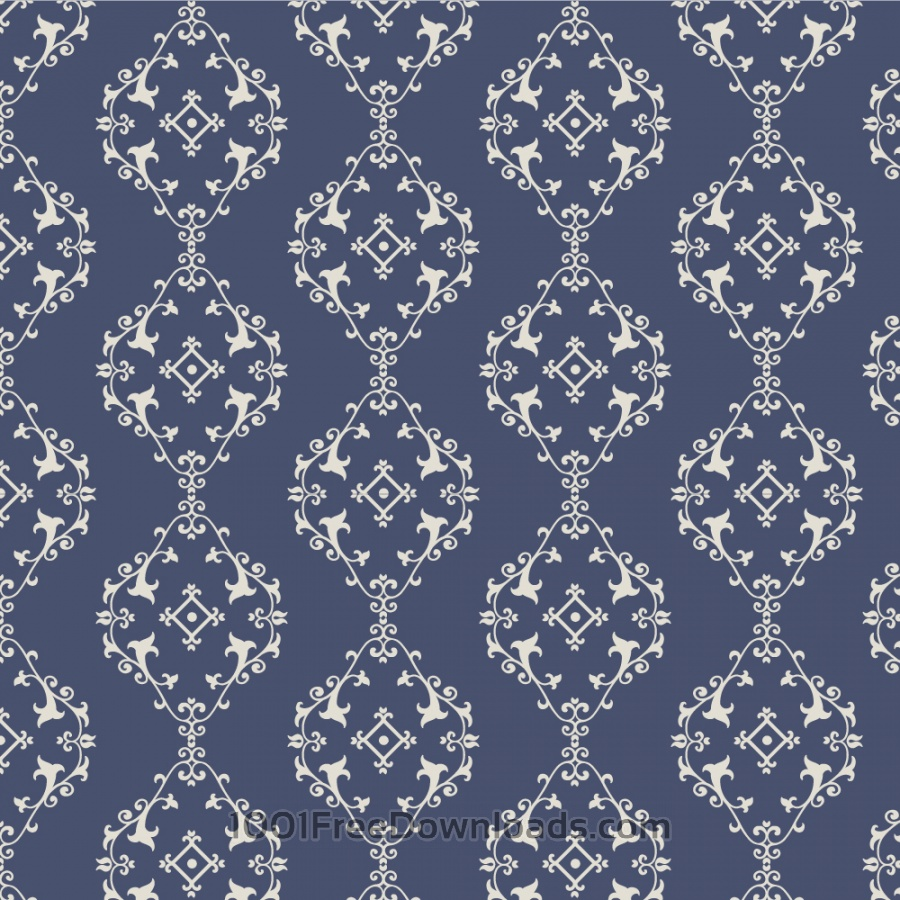 Free Vectors: Damask seamless pattern  | Backgrounds
