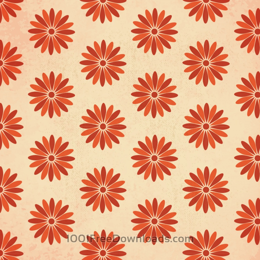 Free Vectors: Floral pattern | Backgrounds