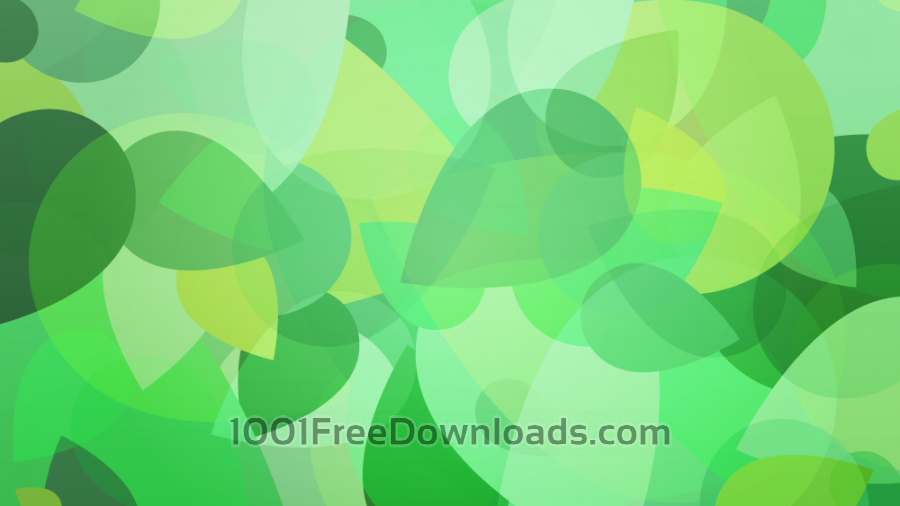 Free Abstract Foliage