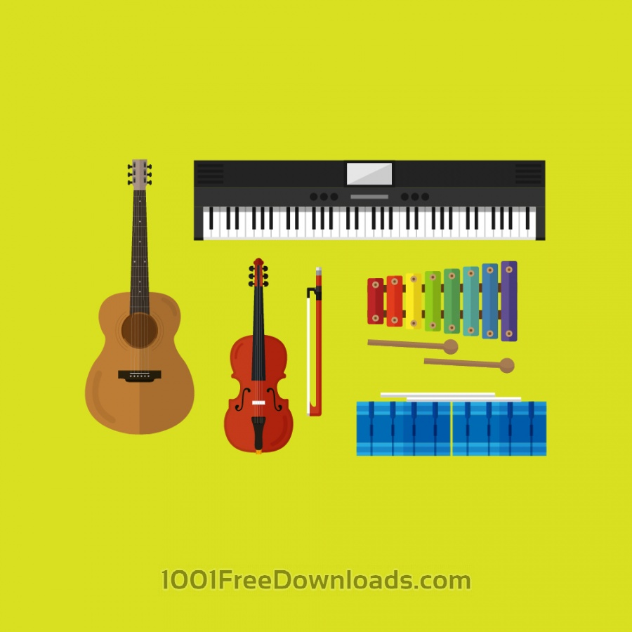 Free Musical Instruments