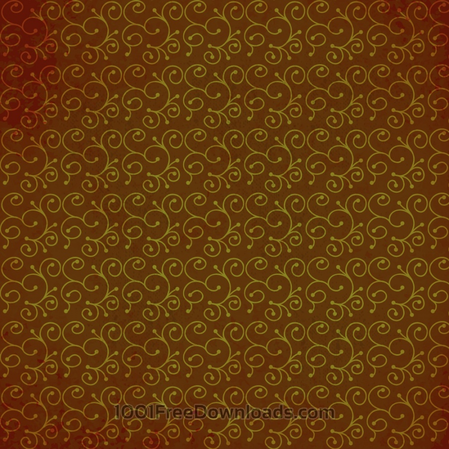 Free Japanese pattern with swirls