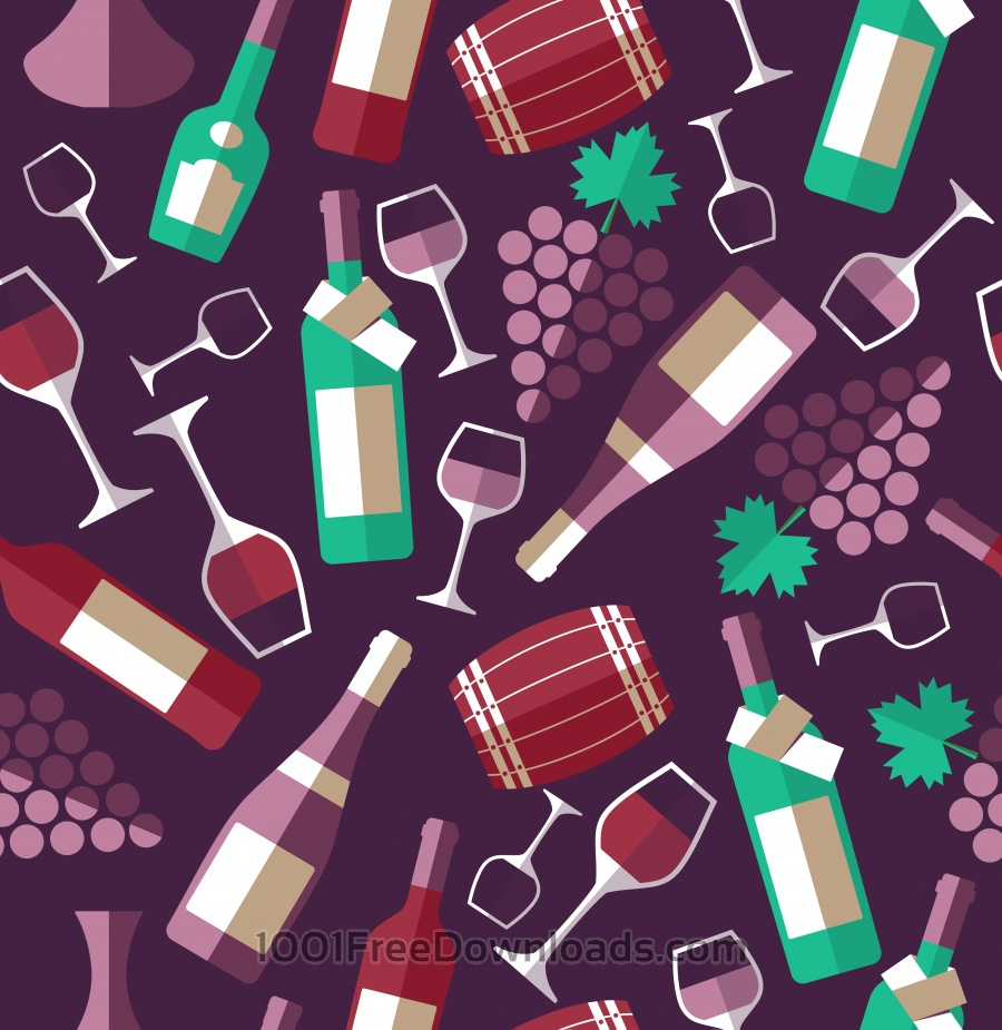 Free Wine background
