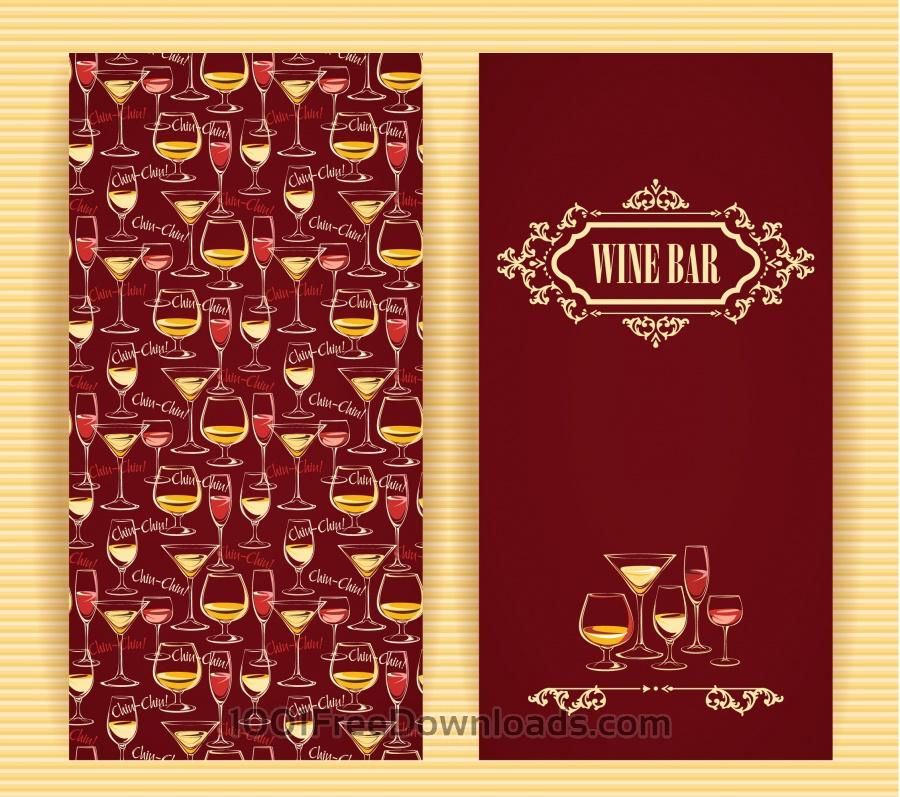 Free Wine concept design.