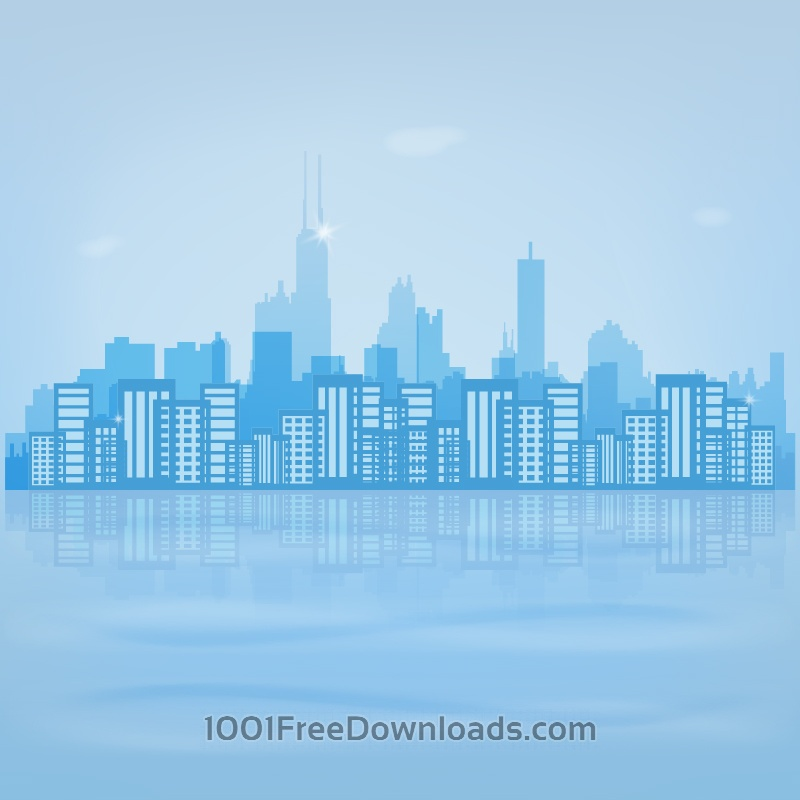 Free Vectors: Abstract Vector Skyline | Abstract